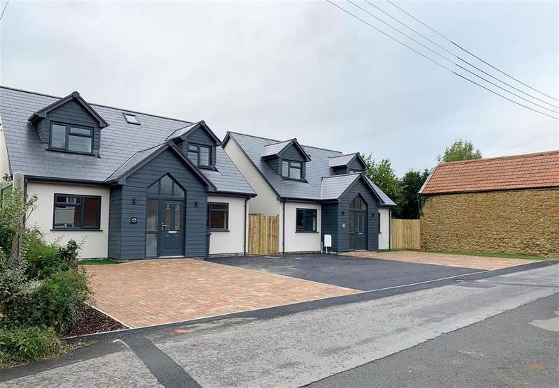 4 Bedrooms Detached House for sale in The Quarry, Dursley, GL11 6JA