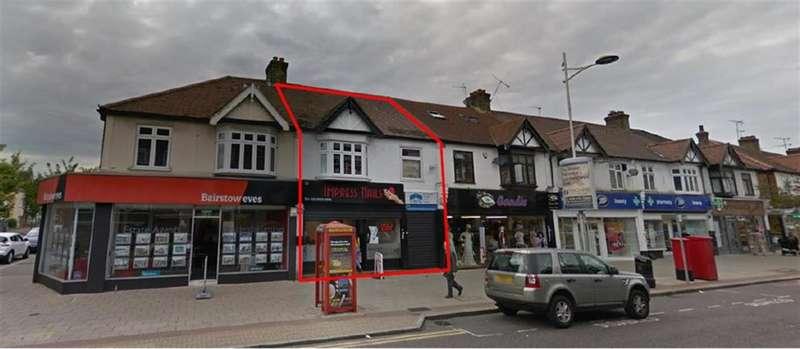 1 Bedroom Property for sale in High Street , Barkingside , IG6 2AD