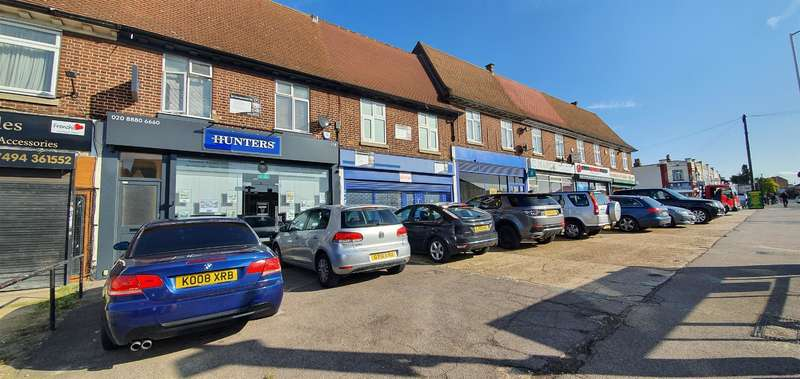 1 Bedroom Commercial Property for rent in Collier Row Road, Romford, RM5 2BB