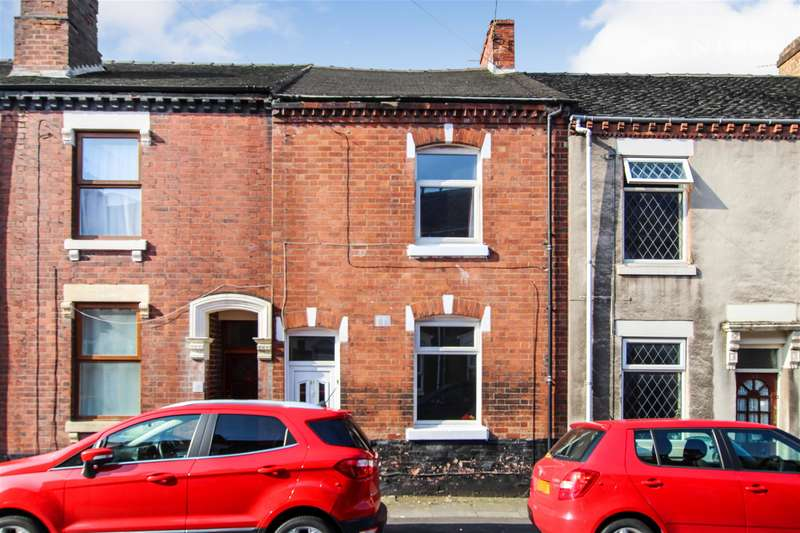 3 Bedrooms Terraced House for sale in Elgin Street, Hanley, Stoke On Trent, ST4 2RD