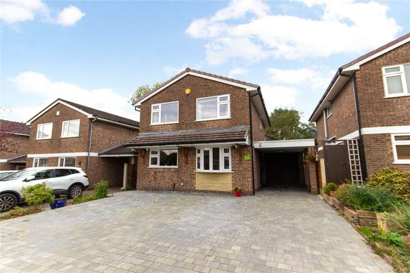 4 Bedrooms Detached House for sale in Bradshaw Meadows, Bolton, Lancashire, BL2