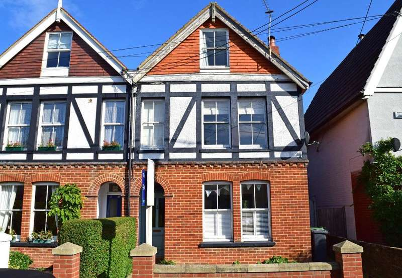 4 Bedrooms Semi Detached House for sale in Foreland Road, Bembridge, Isle of Wight, PO35 5XN