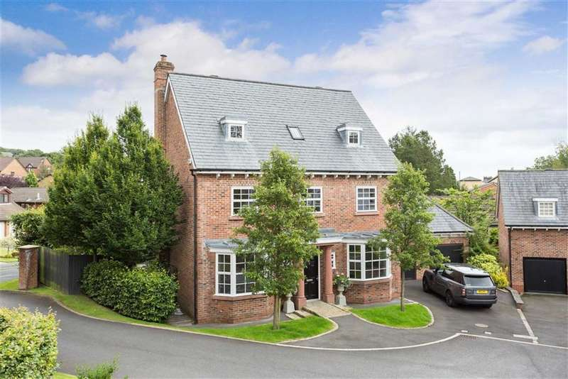 5 Bedrooms Detached House for sale in White Gates, Bolton, BL7