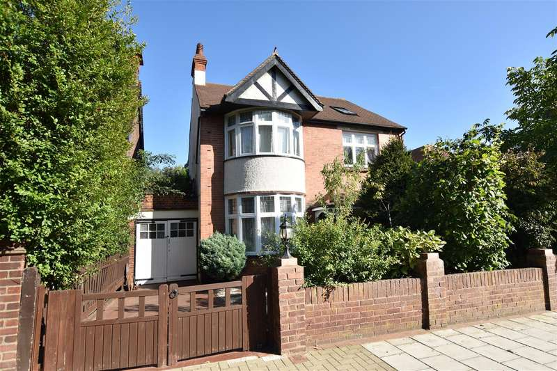 5 Bedrooms Detached House for sale in The Grove, Isleworth