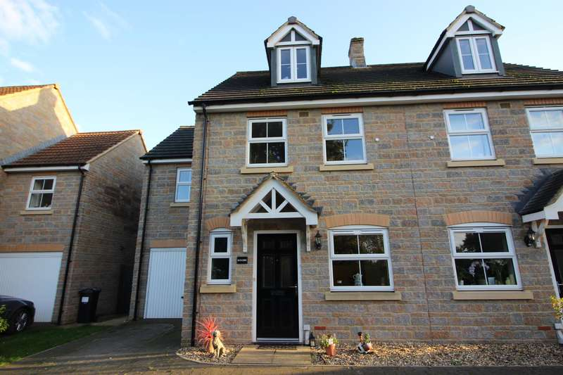 4 Bedrooms Semi Detached House for sale in Broad Lane, Yate, Bristol, BS37 7BE
