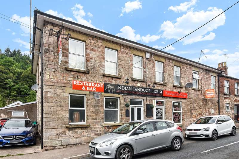 3 Bedrooms Commercial Property for sale in 77 Ruspidge Road, Ruspidge, Cinderford, Gloucestershire, GL14 3AW