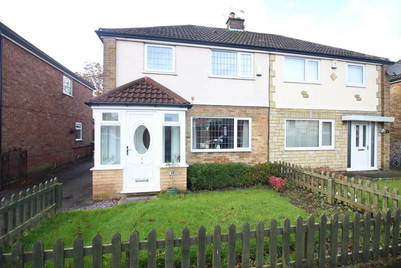 2 Bedrooms Semi Detached House for sale in Windermere Road, Fulwood
