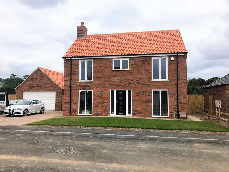 4 Bedrooms Detached House for sale in Plot Seven, Stoneleigh Farm. Maltby Le Marsh LN13 0JP