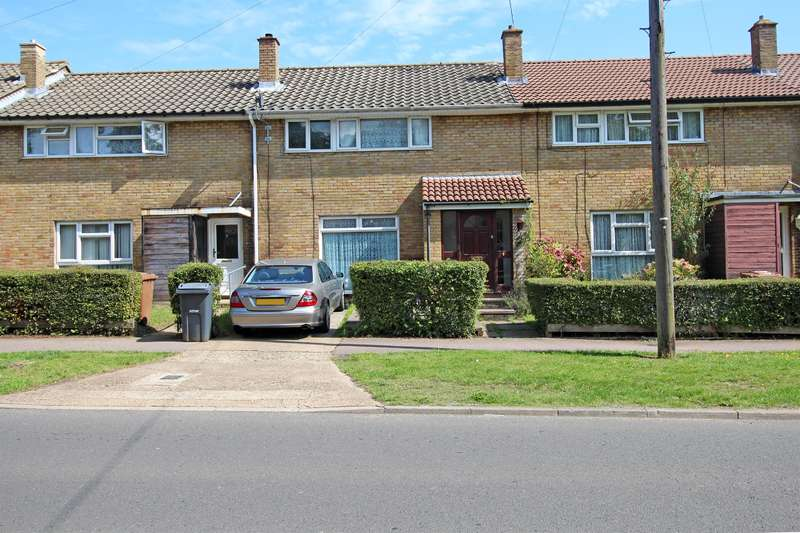 3 Bedrooms Terraced House for sale in Chells Way, Stevenage, SG2 0LA