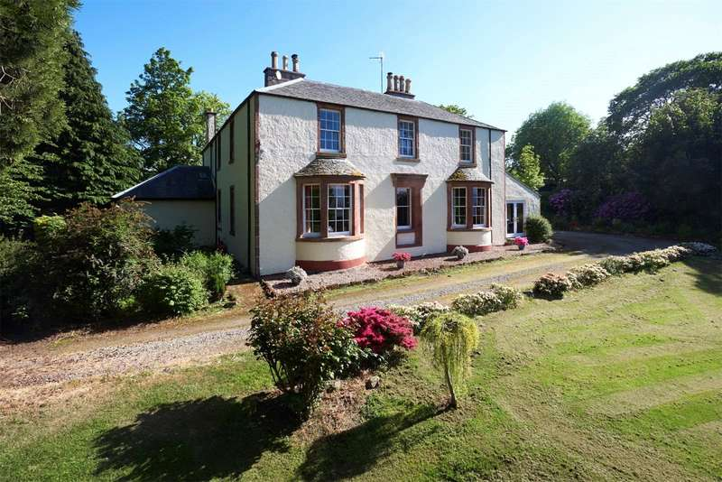 5 Bedrooms Detached House for sale in Farness House - Lot 1, Poyntzfield, Cromarty, By Dingwall, IV7
