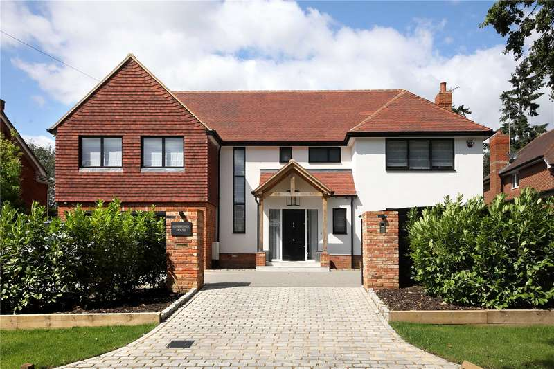 6 Bedrooms Detached House for sale in Forty Green Road, Knotty Green, Beaconsfield, Buckinghamshire, HP9