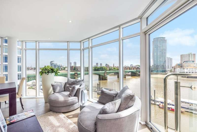 3 Bedrooms Flat for sale in The Boulevard, Imperial Wharf, SW6