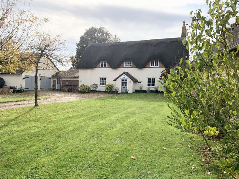 3 Bedrooms Cottage House for sale in Hinton Martell, Wimborne, BH21 7HE