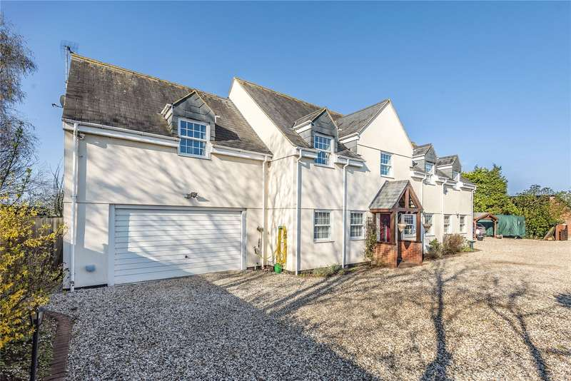 6 Bedrooms Detached House for sale in Brinkworth Road, Royal Wootton Bassett, Wiltshire, SN4