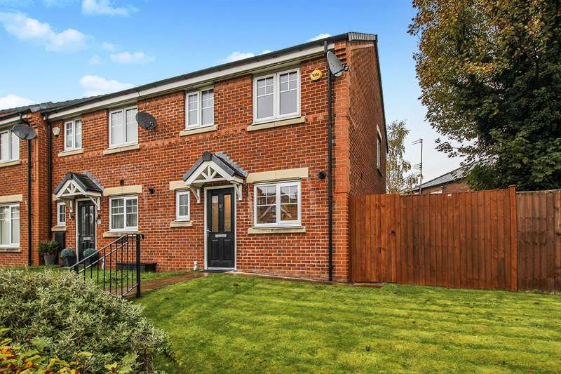 3 Bedrooms End Of Terrace House for sale in Manchester Road, Swinton, Manchester, Greater Manchester, M27