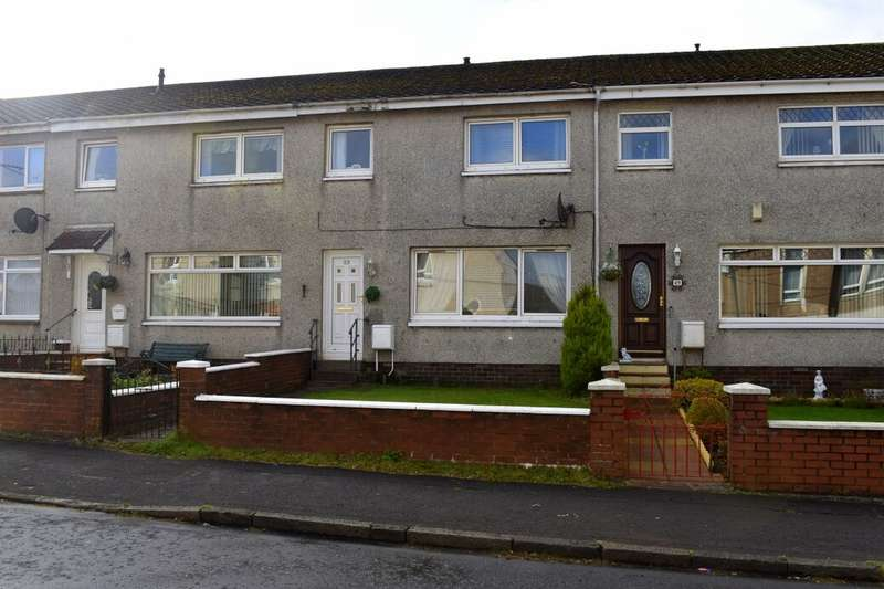 3 Bedrooms Property for sale in Bruce Street, Plains, Airdrie, ML6