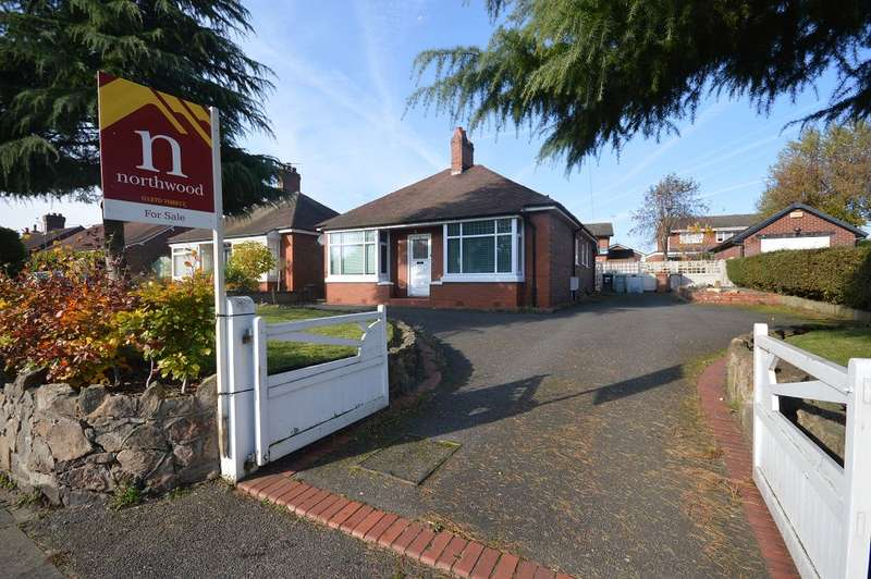 3 Bedrooms Detached Bungalow for sale in Heath Road, Sandbach, CW11 2JD
