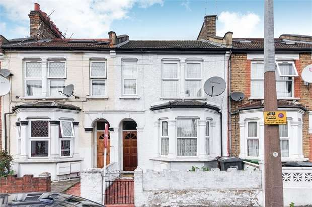 3 Bedrooms Terraced House for sale in Belmont Park Road, Leyton, London