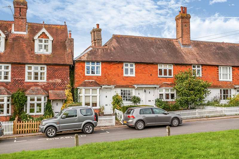 2 Bedrooms End Of Terrace House for sale in Church Street, Ticehurst, Wadhurst, East Sussex, TN5