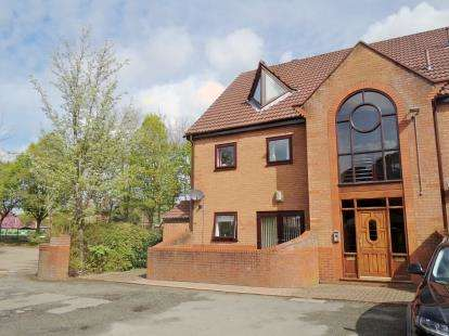 2 Bedrooms Flat for sale in Regency House, Hooten Lane, Leigh, Greater Manchester, WN7