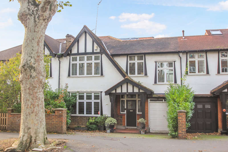 4 Bedrooms Terraced House for sale in Maple Road, Surbiton