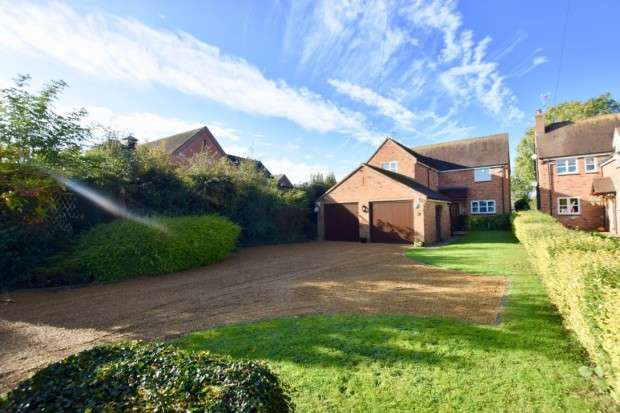 4 Bedrooms Detached House for sale in Oberon House 25 School Street, Church Lawford, Rugby, CV23