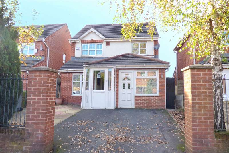 3 Bedrooms Detached House for sale in Slack Road, Blackley, Manchester, M9