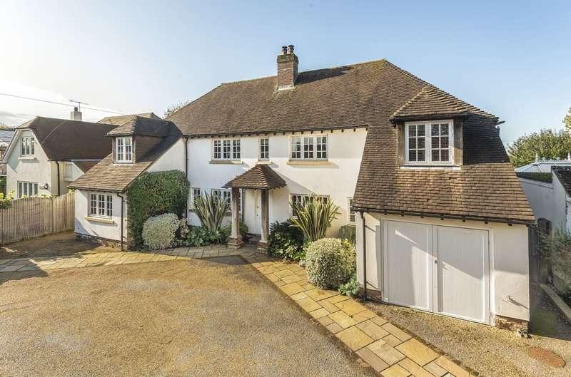 5 Bedrooms Detached House for sale in Delling Lane, Bosham, PO18
