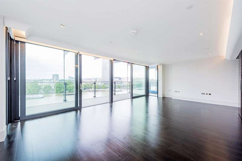 2 Bedrooms Flat for sale in Merano Residences, 30 Albert Embankment, Vauxhall, London SE1