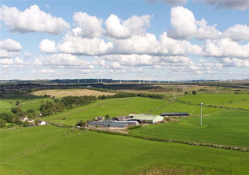 Farm Commercial for sale in Lot 1 East Tarbrax Farm, Shotts, North Lanarkshire, ML7
