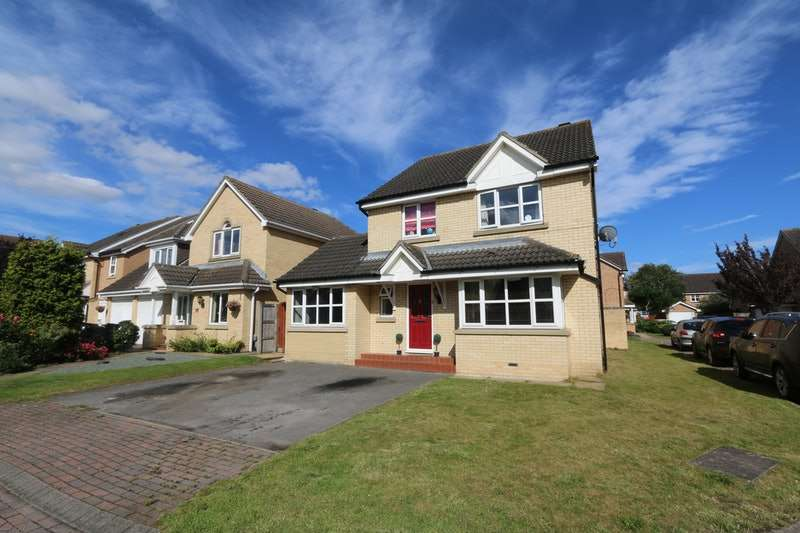 4 Bedrooms Detached House for sale in Fairfield View, Brough, East Yorkshire, HU15