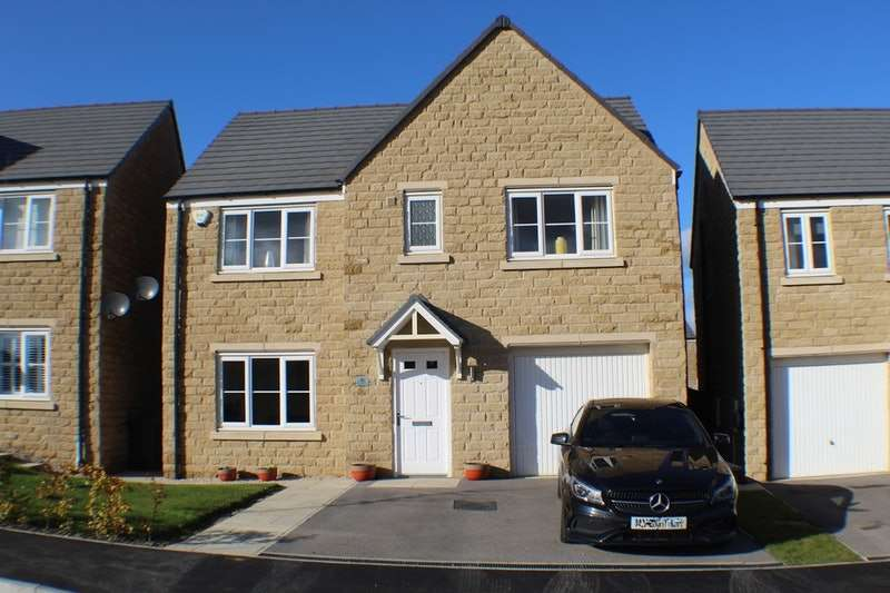 5 Bedrooms Detached House for sale in New Chapel Lane, Sheffield, South Yorkshire, S36