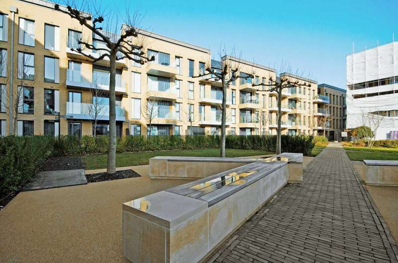 3 Bedrooms Flat for rent in Central Avenue, Imperial Wharf, SW6