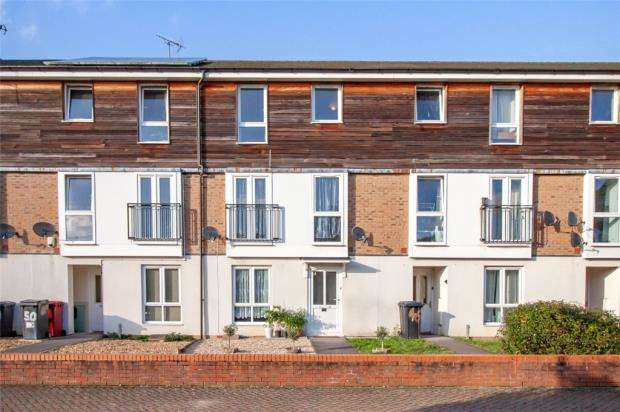 5 Bedrooms Terraced House for sale in Meadow Way, Caversham, Reading