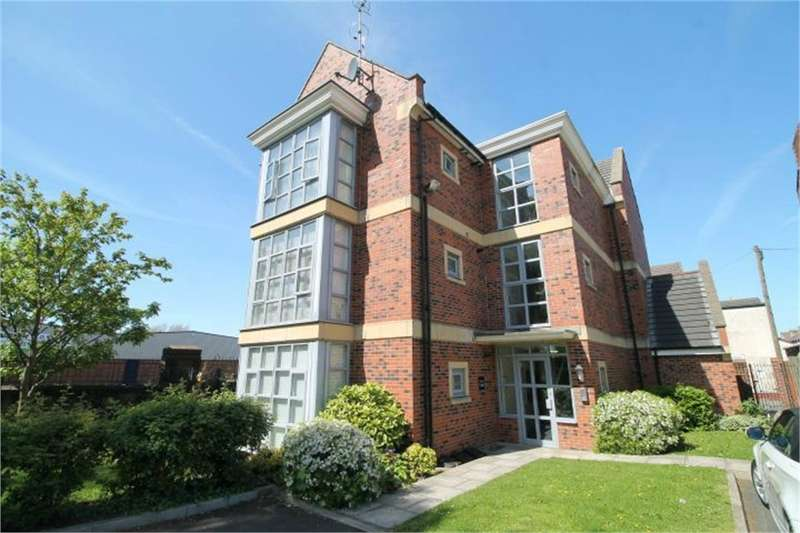 2 Bedrooms Flat for sale in Ellencliff Drive, LIVERPOOL, Merseyside
