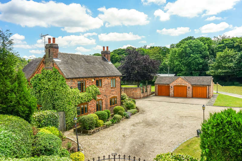 4 Bedrooms Detached House for sale in Teddesley Park, Penkridge,Stafford