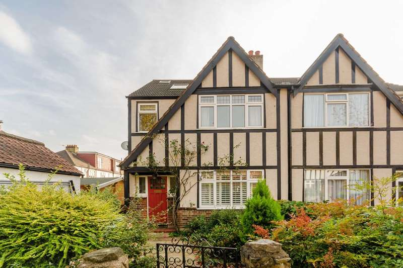 4 Bedrooms Semi Detached House for sale in The Quadrant, Wimbledon, SW20