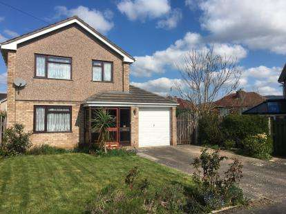 3 Bedrooms Detached House for sale in LLwyn Menlli, Ruthin, Denbighshire, North Wales, LL15