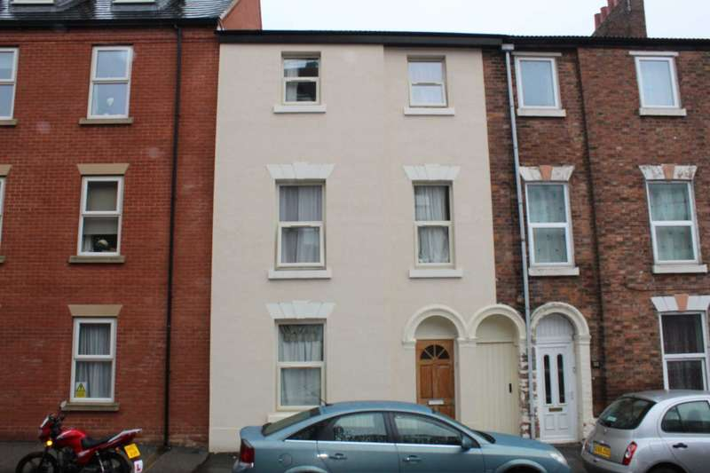 7 Bedrooms Terraced House for sale in Monson Street, Lincoln, LN5