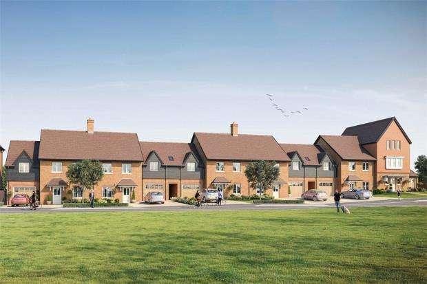 4 Bedrooms Terraced House for sale in Woodhurst Park, Warfield, Berkshire