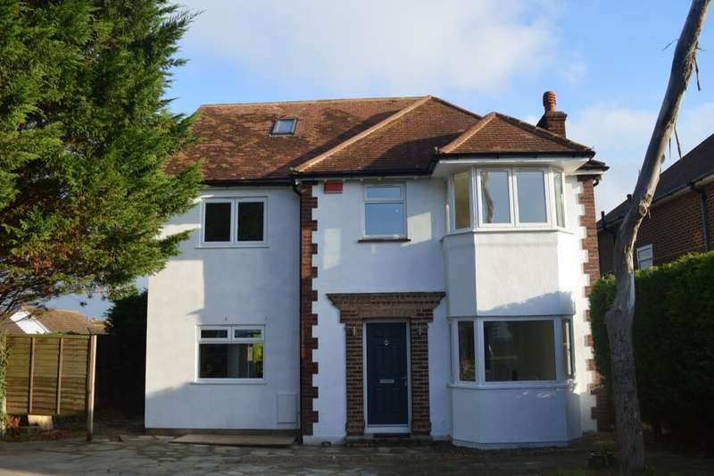 4 Bedrooms Detached House for sale in Northdown Road, Margate, CT9