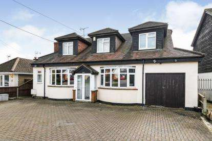 6 Bedrooms House for sale in Benfleet, Essex
