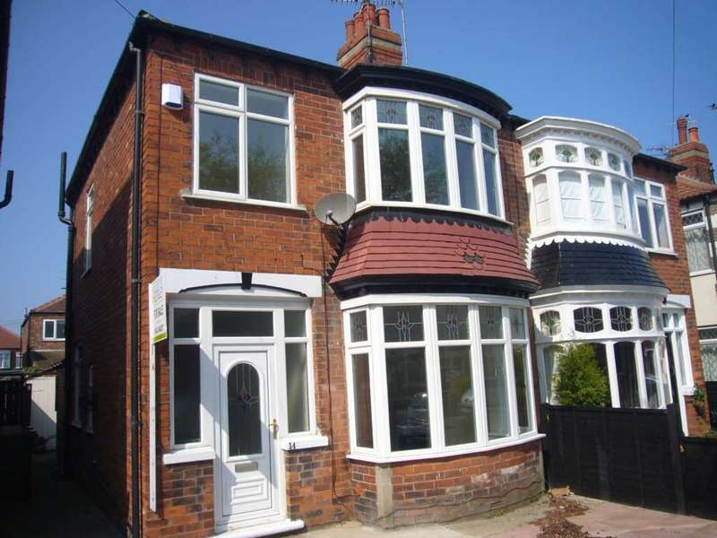 3 Bedrooms Semi Detached House for rent in Durham Road, Redcar