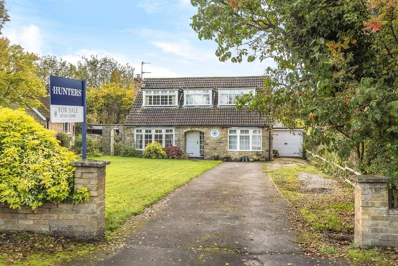5 Bedrooms Detached House for sale in Kangel Close , Kangel Close, Ripon, HG4 1DE