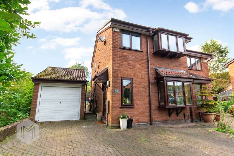 3 Bedrooms Semi Detached House for sale in Bramshill Close, Birchwood, Warrington, Cheshire, WA3
