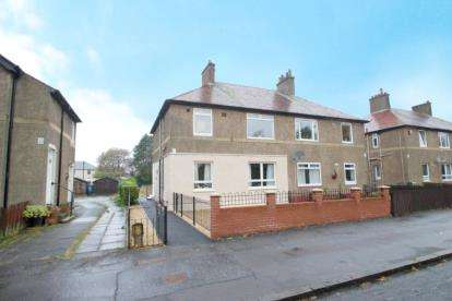 2 Bedrooms Flat for sale in Abbots Road, Grangemouth