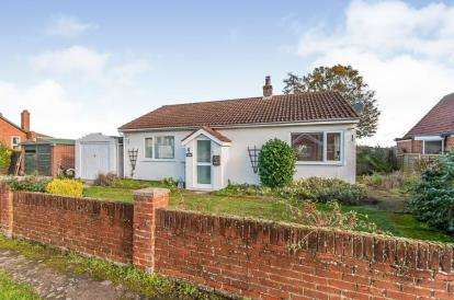2 Bedrooms Bungalow for sale in Old Fen Lane, Scrub Hill, Lincoln, Lincolnshire