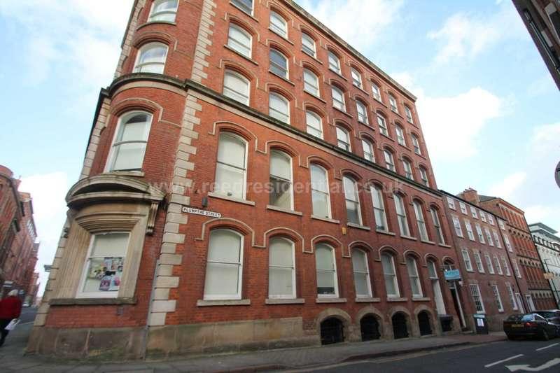 4 Bedrooms Apartment Flat for rent in Stoney Street, Nottingham