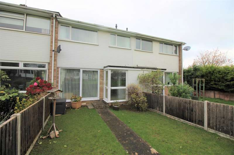 3 Bedrooms Terraced House for sale in Wharfedale, Thornbury, Bristol, BS35 2DS