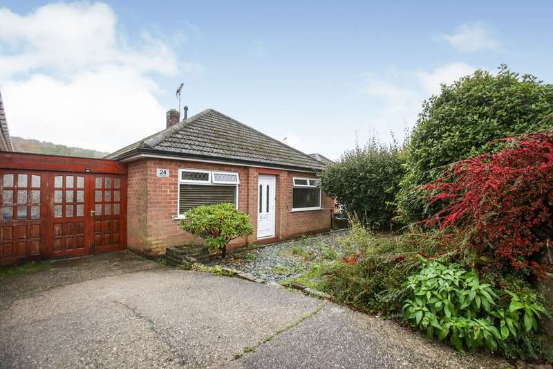 2 Bedrooms Bungalow for sale in The Knoll, Dronfield, Derbyshire, S18